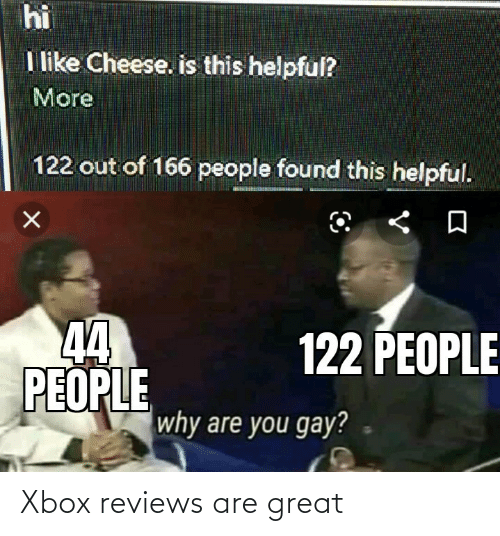 Reviews: Xbox reviews are great