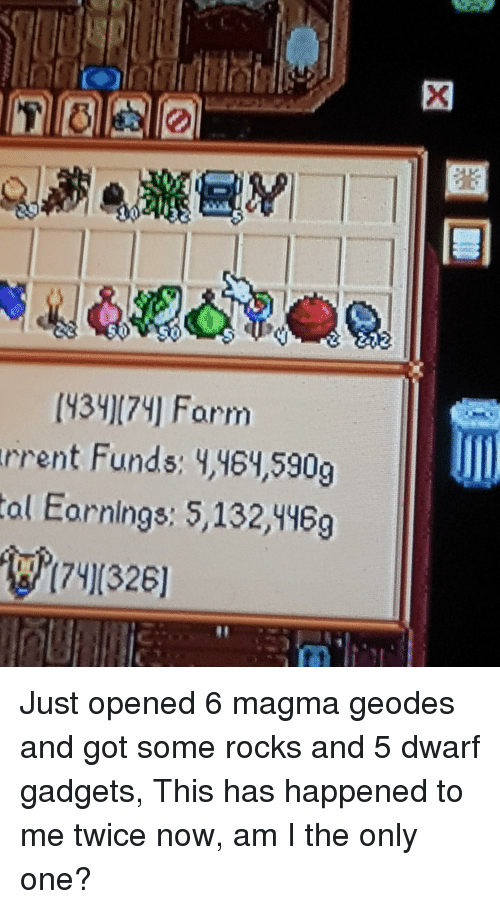 Only One, Am I the Only One, and Got: xi  [139)174] Farm  rrent Funds. y,964,5909  tol Eornings: 5,132,1169  79)1(326]