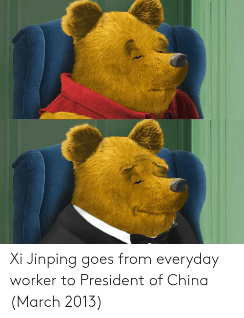 China, President, and Xi Jinping: Xi Jinping goes from everyday worker to President of China (March 2013)