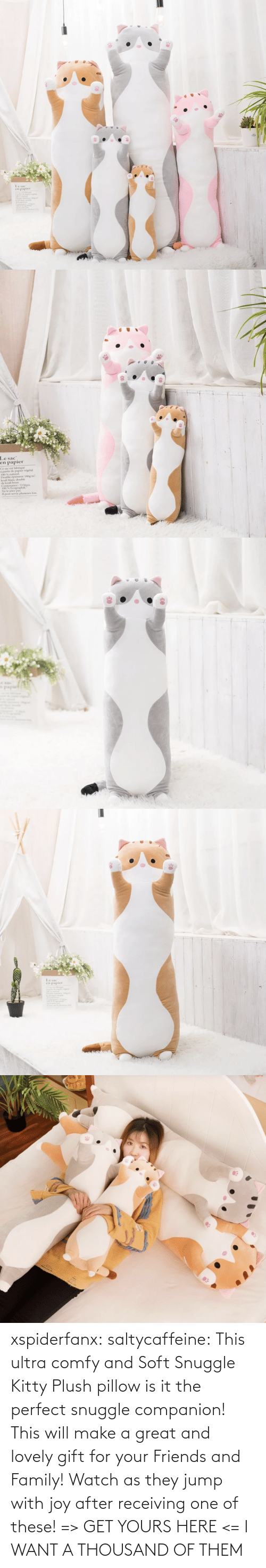 Long: xspiderfanx:  saltycaffeine: This ultra comfy and Soft Snuggle Kitty Plush pillow is it the perfect snuggle companion! This will make a great and lovely gift for your Friends and Family! Watch as they jump with joy after receiving one of these! => GET YOURS HERE <=    I WANT A THOUSAND OF THEM