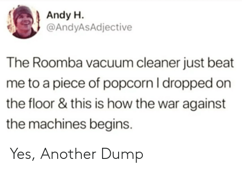 another: Yes, Another Dump