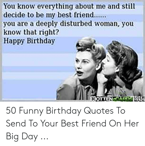 ✅ best memes about happy birthday bestie meme happy