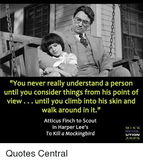 the changes in scouts personality in harper lees to kill a mockingbird Atticus finch is a fictional character in harper lee's pulitzer prize winning novel of 1960, to kill a mockingbirda preliminary version of the character also appears in the novel go set a watchman, written in the mid 1950s but not published until 2015.