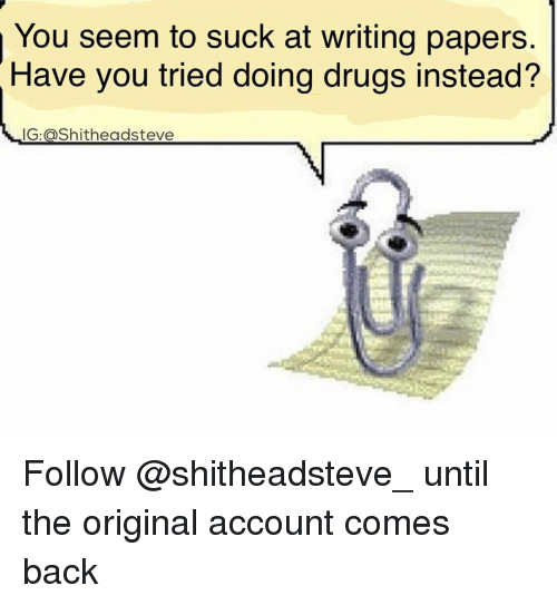Write A Book That Doesn't Suck