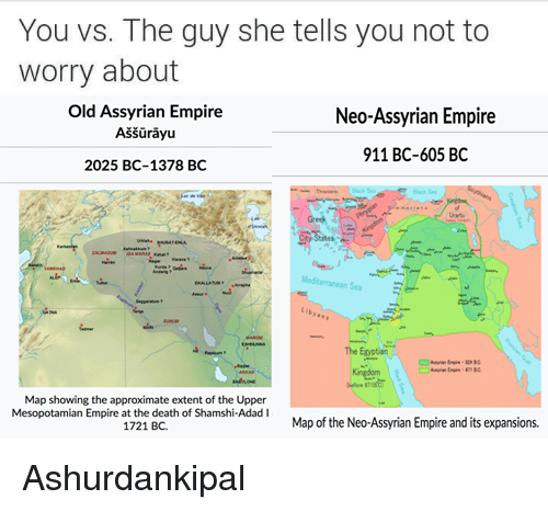 the power behind the neo assyrian empire For the course organising an empire: the assyrian the governors and client-rulers to whom local power i'm interested in the neo-assyrian empire.