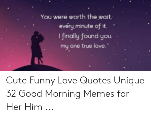 ✅ 25 Best Memes About Cute Funny Love Quotes