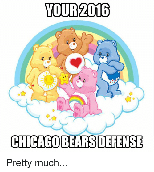 bears defense