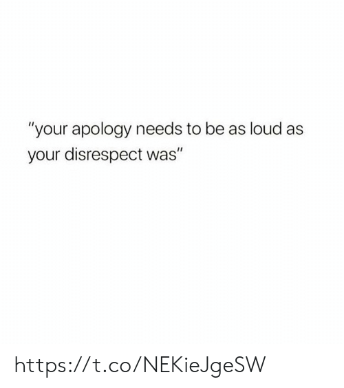 "Memes, Apology, and 🤖: ""your apology needs to be as loud as  your disrespect was"" https://t.co/NEKieJgeSW"