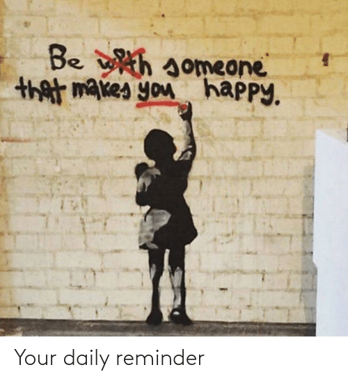 reminder: Your daily reminder