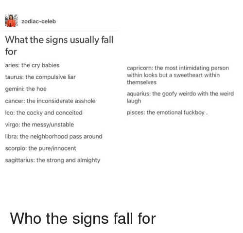 A signs hoe of 6 Signs